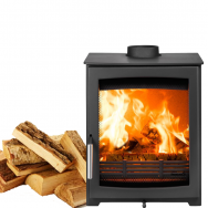 5kW and Under Wood Burning Stoves - A3A