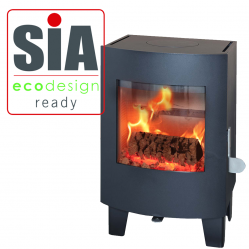 5kW Multifuel Eco Design Stoves - A5F