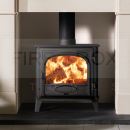 SVX1146 Stovax Stockton 5W Wide Woodburning Stove, Flat Top