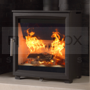 SFL1505 Fireline Woodtec 5KW WIDE Wood Burning Stove