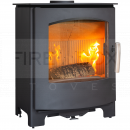 SMP1405 Mendip Churchill 5 SE Eco Stove, Black