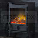 SFL3102 Fireline FP Electric Stove with Square Door