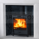 SFL1280 Fireline FQ5W 5KW Multifuel Stove Extra Wide with Modern Door