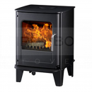 SMO1100 Morso 04 Stove, Black The Ø Collection has been produced to meet the exacting standards of today\'s modern world. Style and function is the main philosophy behind the design, with extra emphasis on simple operation and environmental impact. The Ø4 features the Morso state of the art Fireslide control, and offers a warming and efficient 5kW output. The Ø4 incorporates a preheated airwash system, allowing you to enjoy the comforting beauty of the dancing flames through its large viewing window. For larger rooms also consider