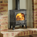 SVX1140 Stovax Stockton 5 Woodburning Stove, Flat Top